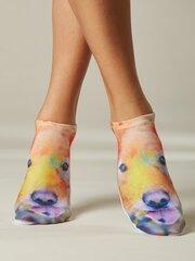Kojinės moterims kaina ir informacija | Pėdkelnės, kojinės moterims | pigu.lt