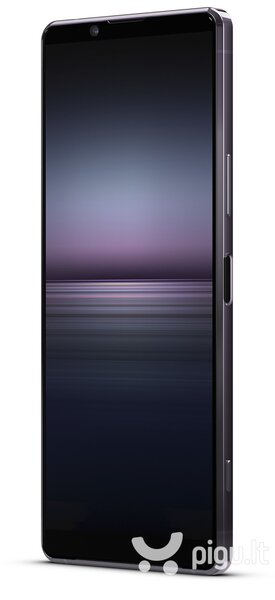 Sony Xperia 1 II, 256GB, Dual SIM, Purple atsiliepimas