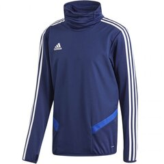 Džemperis moterims Adidas Tiro 19 Warm Top M DT5791, mėlynas kaina ir informacija | Džemperiai moterims | pigu.lt