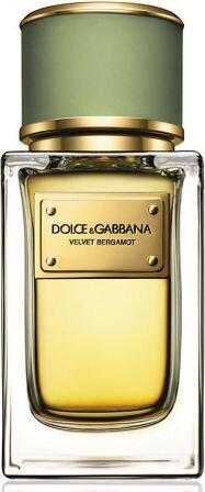 Kvapusis vanduo Dolce & Gabbana Velvet Bergamot EDP vyrams 50 ml kaina ir informacija | Kvepalai vyrams | pigu.lt