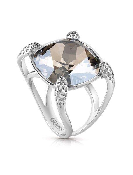 Žiedas moterims Guess UBR29023-56 kaina ir informacija | Žiedai | pigu.lt