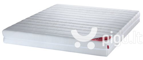 Čiužinys Sleepwell RED Pocket Hard, 160x200 cm kaina ir informacija | Čiužiniai | pigu.lt