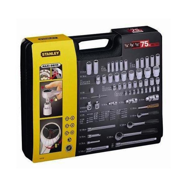 Įrankių rinkinys Stanley kaina ir informacija | Mechaniniai įrankiai | pigu.lt