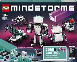 51515 LEGO® MINDSTORMS® Robotų išradėjas kaina ir informacija | Konstruktoriai ir kaladėlės | pigu.lt