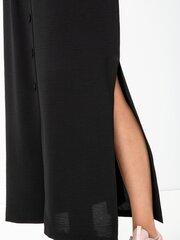 Moteriškas sijonas KMX, juodas kaina ir informacija | Sijonai | pigu.lt