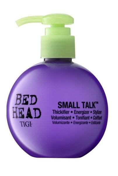 Plaukų kremas Tigi Bed Head Small Talk 200 ml kaina ir informacija | Plaukų formavimo priemonės | pigu.lt