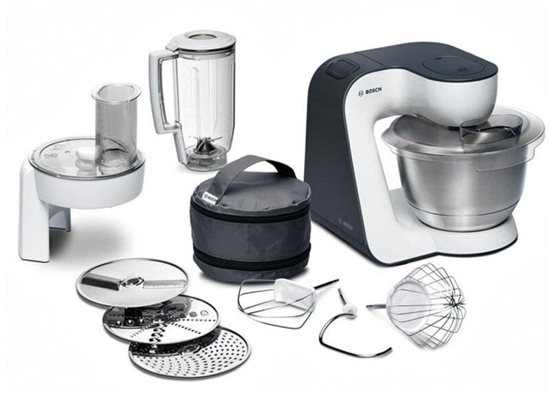 Bosch MUM 52120 Virtuvinis kombainas kaina ir informacija | Virtuviniai kombainai | pigu.lt