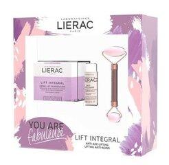 Rinkinys Lierac Lift Integral: veido kremas, 50 ml + micelinis pienelis, 30 ml + volelis kaina ir informacija | Rinkinys Lierac Lift Integral: veido kremas, 50 ml + micelinis pienelis, 30 ml + volelis | pigu.lt