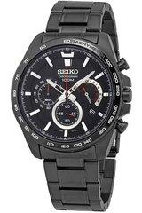 Мужские наручные часы Seiko Quartz SSB311P1 цена и информация | Мужские часы | pigu.lt