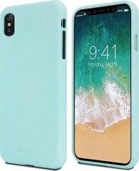 Mercury Soft Feeling TPU Matt dėklas Samsung A41, mėtinė kaina ir informacija | Telefono dėklai | pigu.lt