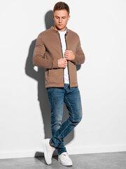Džemperis vyrams Revol, rudas kaina ir informacija | Džemperiai vyrams | pigu.lt
