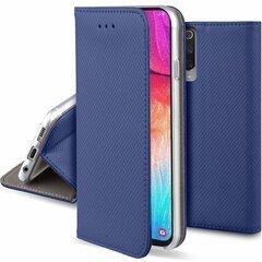 Fusion Magnet Book, skirtas Samsung M317 Galaxy M31S, mėlynas kaina ir informacija | Telefono dėklai | pigu.lt