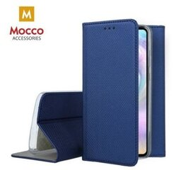 Mocco Smart Magnet Book Case For Samsung Galaxy M31s Blue kaina ir informacija | Mocco Smart Magnet Book Case For Samsung Galaxy M31s Blue | pigu.lt