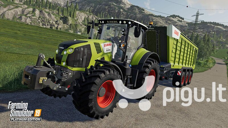 Farming Simulator 19 Premium Edition PS4