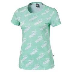 Marškinėliai moterims Puma Amplified AOP kaina ir informacija | Marškinėliai moterims | pigu.lt