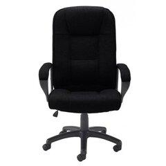 Biuro kėdė NORE C2082, juoda kaina ir informacija | Biuro kėdės | pigu.lt