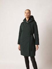 Pūkinis paltas moterims Ivo Nikkolo kaina ir informacija | Paltai moterims | pigu.lt