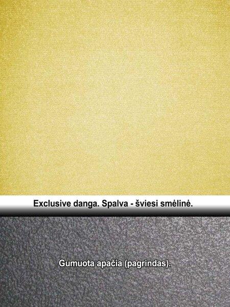 Kilimėliai ARS SMART FORTWO 1998-2007 /12 Exclusive