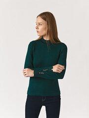 Megztinis moterims Monton, žalias kaina ir informacija | Megztiniai moterims | pigu.lt