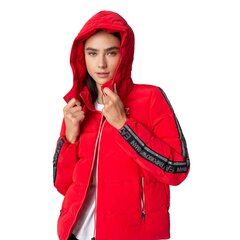 Moteriška striukė EA7 TRAIN LOGO 6HTB05 TN8AZ 1472 M, raudona kaina ir informacija | Sportinė apranga moterims | pigu.lt