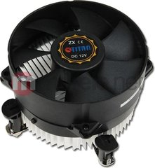 Titan Low Profile Design CPU Air Cooler with Aluminum Cooling Fins and 95mm Cooling Fan (DC-156V925X/R)