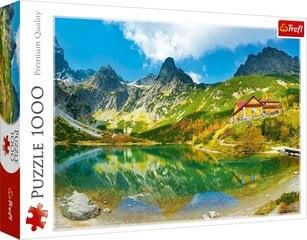 Dėlionė Trefl Premium Quality Slovakijos Tatrų kalnai, 1000 d. kaina ir informacija | Dėlionė Trefl Premium Quality Slovakijos Tatrų kalnai, 1000 d. | pigu.lt