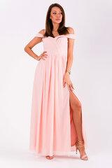 Suknelė moterims, rožinė kaina ir informacija | Suknelė moterims, rožinė | pigu.lt