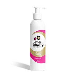 Raminantis ir vėsinantis gelis odai po depiliacijos Better Waxing 250 ml