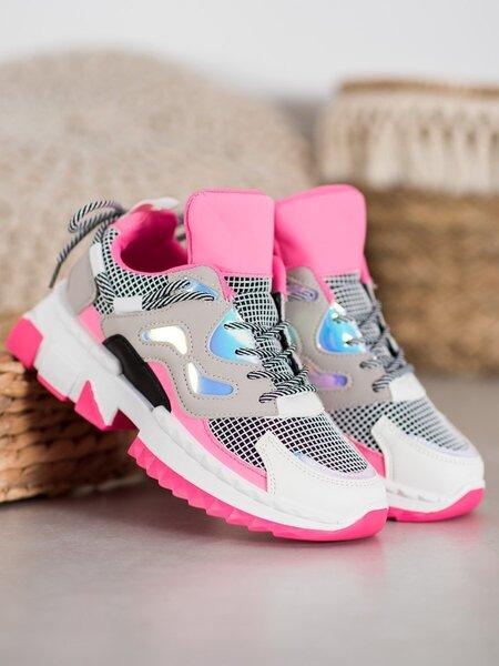 Sportiniai bateliai moterims Seastar, rožiniai
