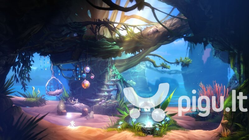 Ori and The Blind Forest, Nintendo Switch kaina