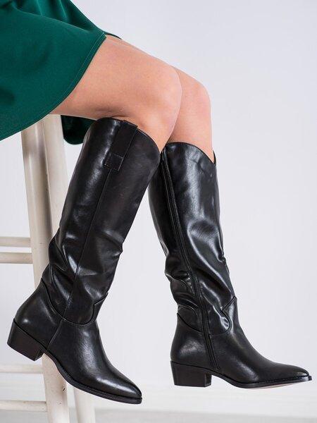 Ilgaauliai batai moterims POL69366/43 kaina