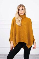 Megztinis moterims, geltonas kaina ir informacija | Megztiniai moterims | pigu.lt