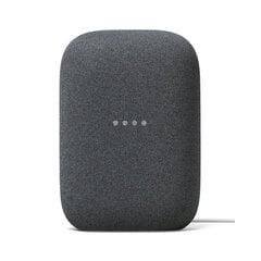 Google Nest Audio, Charcoal kaina ir informacija | Garso kolonėlės | pigu.lt