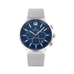 Vyriškas laikrodis Obaku V180GCCLMC kaina ir informacija | Vyriški laikrodžiai | pigu.lt