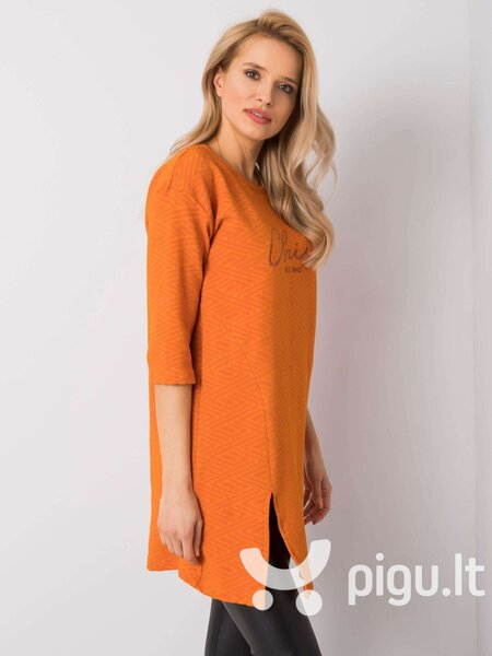 Tunika moterims, oranžinė kaina