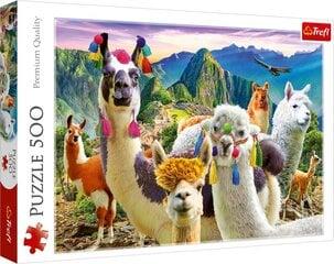 Dėlionė Trefl Premium Quality Lamos kalnuose, 500 d. kaina ir informacija | Dėlionė Trefl Premium Quality Lamos kalnuose, 500 d. | pigu.lt