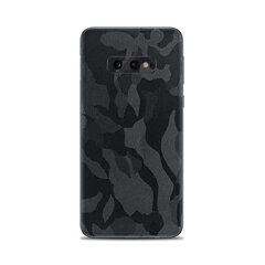 Korpuso apsauginė plėvelė- skin, Samsung Galaxy S10 E, Shadow black, Full Wrap Back kaina ir informacija | Telefono dėklai | pigu.lt