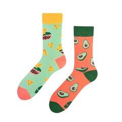 Spalvotos kojinės Gvakamolė kaina ir informacija | Vyriškos kojinės | pigu.lt