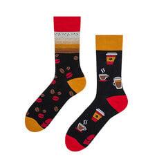 Spalvotos kojinės Kavos Pertraukėlė kaina ir informacija | Vyriškos kojinės | pigu.lt
