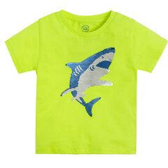 Cool Club marškinėliai trumpomis rankovėmis berniukams, CCB2212765 kaina ir informacija | Marškinėliai berniukams | pigu.lt