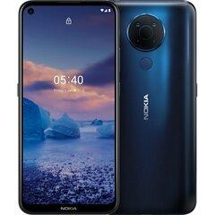 Nokia 5.4, 64GB, Dual SIM, Blue kaina ir informacija | Mobilieji telefonai | pigu.lt