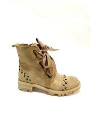 Aulinukai moterims By o la la 4558 kaina ir informacija | Aulinukai, ilgaauliai batai moterims | pigu.lt