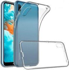 Hallo Ultra Back Case 0.5 mm Silikoninis telefono dėklas Huawei P10 Skaidrus kaina ir informacija | Telefono dėklai | pigu.lt