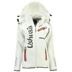 Striukė moterims Ushuaia Realiste Lady White UIA 007 kaina ir informacija | Striukės moterims | pigu.lt