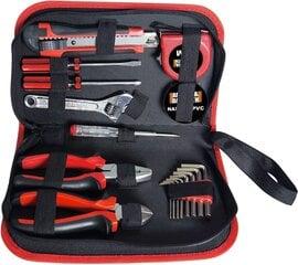 Įrankių rinkinys 18 vnt Armour & Danforth Tmx1881 kaina ir informacija | Mechaniniai įrankiai | pigu.lt