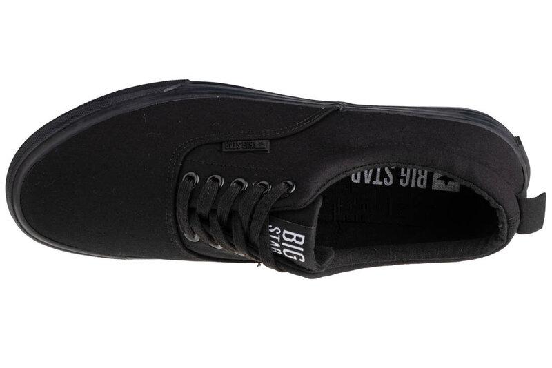 Kedai moterims Big Star Shoes Big Top FF274164, juodi internetu