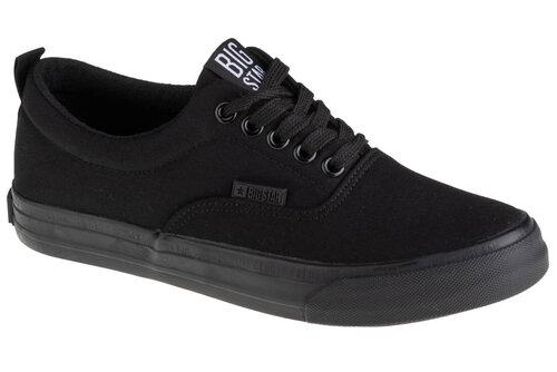 Kedai moterims Big Star Shoes Big Top FF274164, juodi kaina ir informacija | Sportiniai bateliai, kedai moterims | pigu.lt