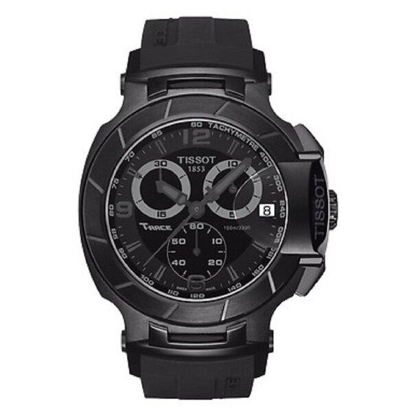 Vyriškas laikrodis Tissot su chronografu kaina ir informacija | Vyriški laikrodžiai | pigu.lt
