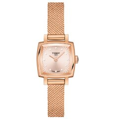 Moteriškas laikrodis Tissot kvadratinio korpuso kaina ir informacija | Moteriški laikrodžiai | pigu.lt