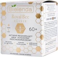 Veido kremas Bielenda Royal Bee Eliksir 60+, 50 ml kaina ir informacija | Veido kremas Bielenda Royal Bee Eliksir 60+, 50 ml | pigu.lt